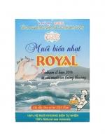 Muối biển nhạt Royal