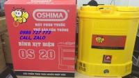 Bán buôn máy phun thuốc trừ sâu, diệt côn trùng oshima os20 giá siêu rẻ