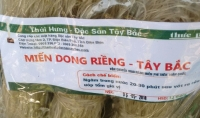 Miến Dong Riềng - Tây Bắc
