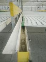 CẦN MUA gấp 300m máng thu hồi hoặc ống thủy canh 115*75 làm máng thu hồi nước