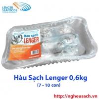 HÀU SẠCH LENGER 0,6 KG (SIZE 7-10 CON) – GIÁ HÀU SẠCH LENGER 0,6 KG