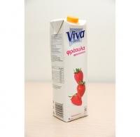 NƯỚC ÉP DÂU TÂY (viva fresh- STRAWBERRY juice drink)