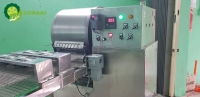Máy làm bánh tráng bò bía tự động , công suất 5000-17000 bánh/h
