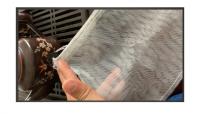 Túi bao nông sản polyester/ túi lưới hdpe