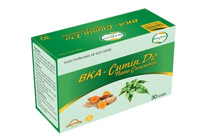 BKA Cumin D2 (30 túi bột)