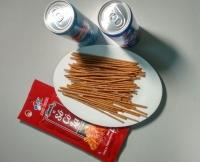 Thùng 500 gói Snack vị Sô Cô La, giòn giòn, ngon ngon!