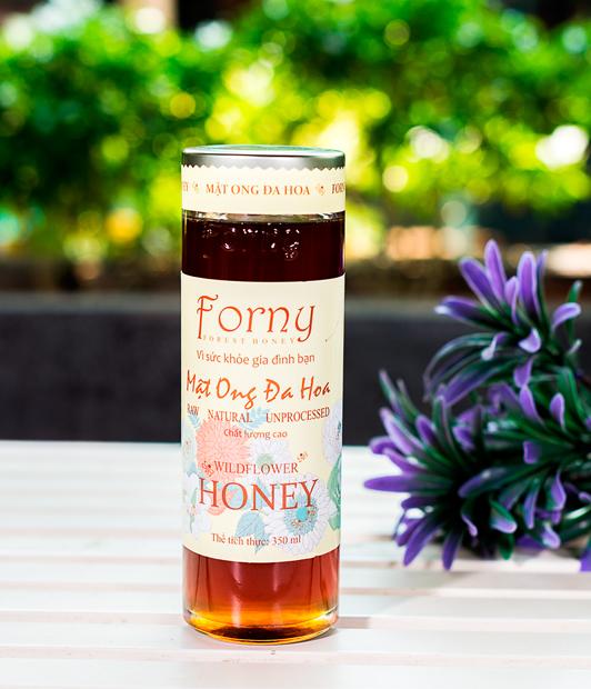 Mật ong tươi đa hoa 350ml – FWL350
