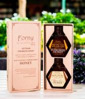 Bộ Honey Collection Mật ong tươi Rừng tràm U Minh và Mật ong tươi Đa hoa 150ml – FHC150