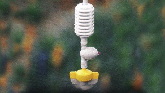 Vòi tưới phun tia – Spinnet TM