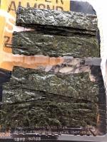 Cung cấp Snack Rong biển hạnh nhân  cao cấp (Hàn Quốc)