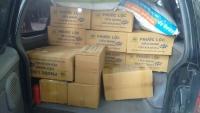 10 thùng viên nén (1000 viên/ thùng) xơ dừa Phước Lộc - Tiền Giang