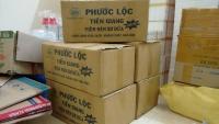 5 thùng (1000 viên/ thùng) viên nén xơ dừa ươm hạt Phước Lộc-Tiền Giang