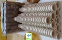 200 rọ nhựa thủy canh 4.5x5.5cm và 200 viên nén ươm hạt Batrivina