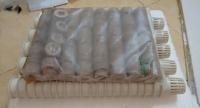 100 viên nén Phước Lộc và 100 rọ nhựa thủy canh 4.5x5.5cm