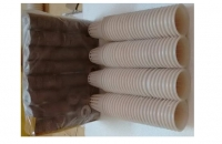 100 viên nén Phước Lộc-Tiền Giang và 100 rọ nhựa thủy canh 6.5x6.5cm