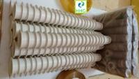 200 viên nén Phước Lộc và 200 rọ nhựa thủy canh 4.5x5.5cm