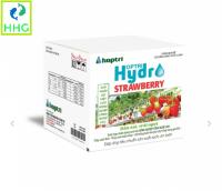 1 THÙNG 1 Gói 5Kg PART A + 1 Gói 5Kg PART B Hydro Strawberry_DINH DƯỠNG THỦY CANH CHO DÂU SAI TRÁI NGỌT