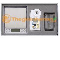 Khúc xạ kế đo độ ngọt brix và độ chua chuối PAL-BX/ACID 6 MASTER KIT (Banana)