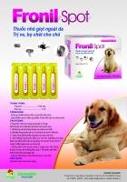 Fronil sport -Trị ve, bọ chét cho chó