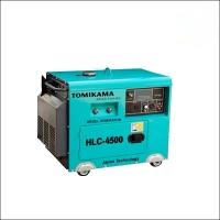 Máy phát điện Tomikama HLC 6500 chạy dầu tiết kiệm nhiên liệu