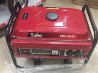 Chuyên cung cấp máy phát điện Saiko GG2000 tiết kiệm xăng