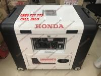 Miễn phí giao hàng máy phát điện honda SD8000CX giá rẻ