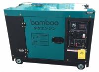 Cách chọn máy phát điện Bamboo bền nhất; Máy phát điện BamBoo BmB 8800 ET