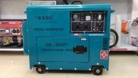 Xả kho máy phát điện chạy dầu 5kw OKASU-OS6500T cực rẻ