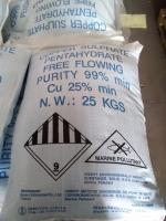 Đồng sulphate diệt tạp cho ao nuôi