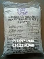Nơi mua bán magie clorua (MgCl2.6H2O) dạng vảy Ấn Độ uy tín, giá tốt
