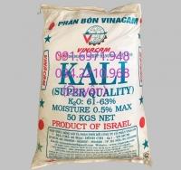 Nơi mua bán kali clorua (KCl) nguyên liệu Israer cho ao nuôi uy tín, giá tốt