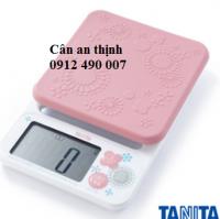 Cân điện tử KD 192 Tanita - JAPAN, Cân nhà bếp KD 192