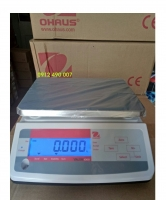 Cân điện tử V11P6 Ohaus USA (6kg/0.2g) giá tốt nhất
