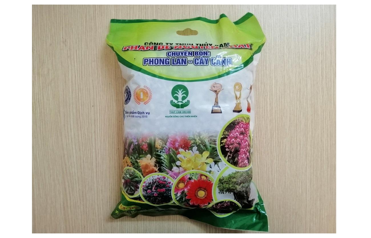 Phân Dê Nguyên Chất chuyên bón cho Phong Lan, Cây Cảnh, Gói 1Kg