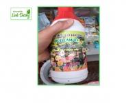 Phân hữu cơ khoáng Quế Lâm 03, 1 lít, DINH DƯỠNG ĐỒNG BỘ, Xanh Lá -  Cứng Cây - NHiều Bông - Lâu Tàn!