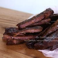 Thịt Bò Lào Gác Bếp