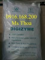 Enzyme tăng trọng Digizyme giúp cân bằng hệ enzyme đường ruột cho tôm