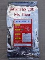 Best Shell: Khoáng tạt dạng hạt giúp bổ sung khoáng chất cần thiết cho tôm