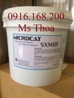 Microcat SXMRF giúp xử lý ván dầu mỡ trong ao