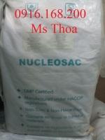 Nguyên liệu Nucleosac giúp tăng tỷ lệ trứng, tăng sức sinh sản cho cá bố mẹ