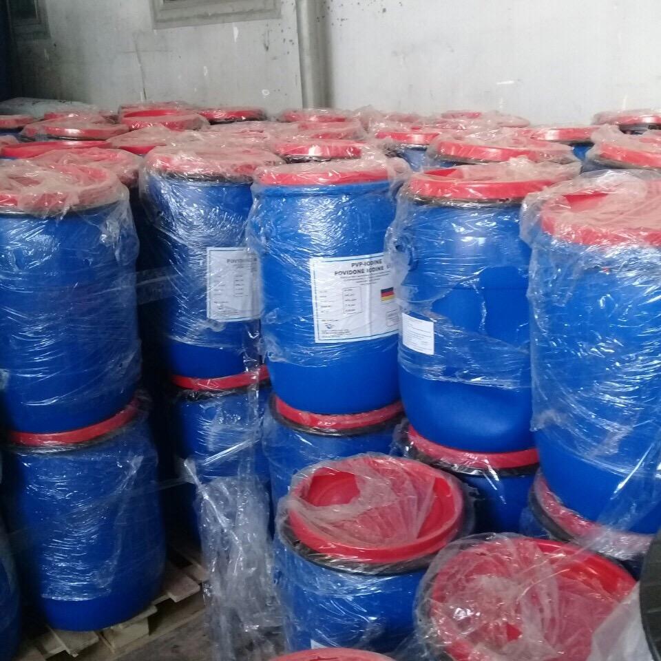Mua ban Povidone Iodine sat trùng, diệt khuẩn phổ rộng
