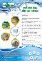 Nguồn men vi sinh nguyên liệu, enzyme công nghiệp sản xuất thuốc thủy sản và chăn nuôi
