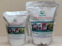 Gói 1kg + Gói 2kg Phân HỮU CƠ VI SINH - Dành cho các loại Hoa, Cây Cảnh, Rau Sạch... Đặc biệt tốt cho HOA PHONG LAN