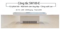 Công Tắc Cảm Ứng Thông Minh Có Phản Hồi Công Suất Cao SmartZ SW100E