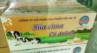 Sữa chua Bò - Công ty CP Sản Phẩm Sữa Ba Vì 2Milk