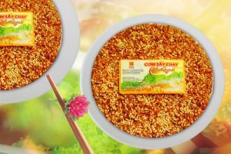 Cơm Sấy tròn Chay Gạo Lứt - TTCL (100g)