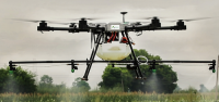 Pesticide & Fertilizer Spraying Drone (Máy bay phun thuốc, bón phân)