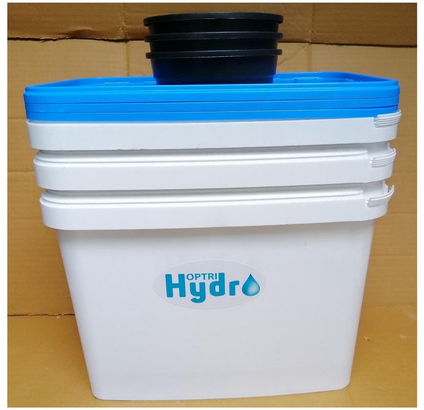 Bộ 3 thùng trồng thủy canh cho cây ĂN QUẢ Hoptri Growbox Fruity Kit 10