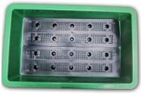 Khay Nhựa Trồng Rau Kích Thước 68x42x15Cm - Màu Xanh Ngọc