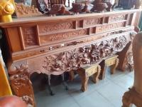 Sập Thờ gỗ Mít ta (chân 18cm)